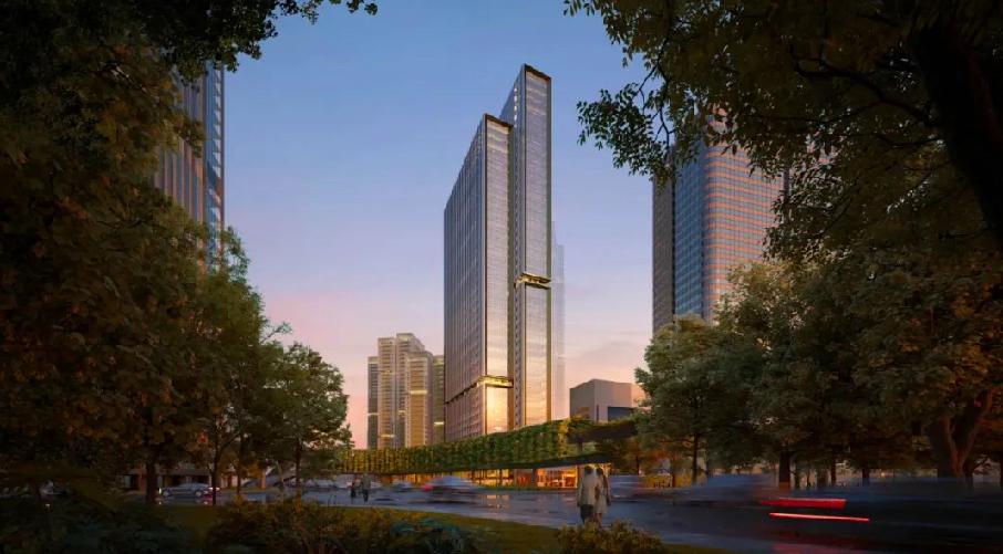 """越秀地产践行国企担当 力争打造城市更新""""广州样板"""""""