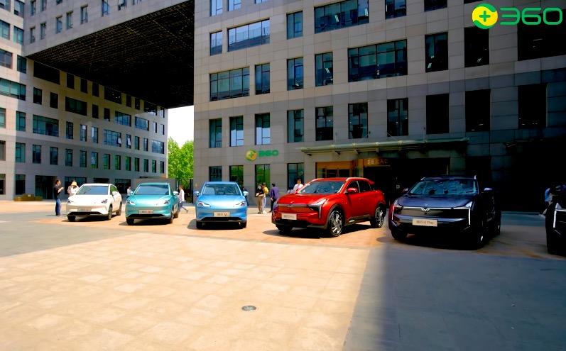 周鸿祎回应造车:不会做豪车 做老百姓担负得起的高性价比汽车