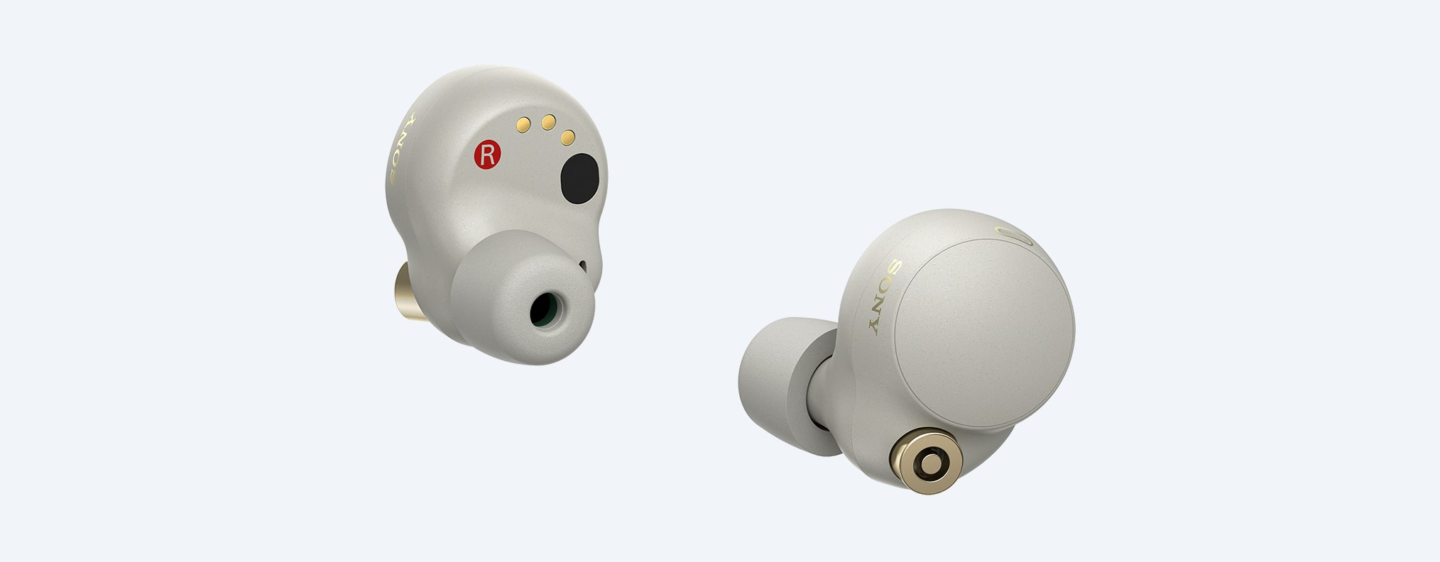 索尼 WF-1000XM4 真无线降噪耳机:支持 LDAC 和 IPX4 防水