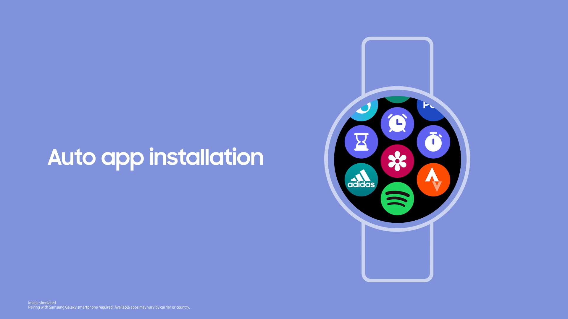 三星公开与Google合作 研发全新手表操作系统