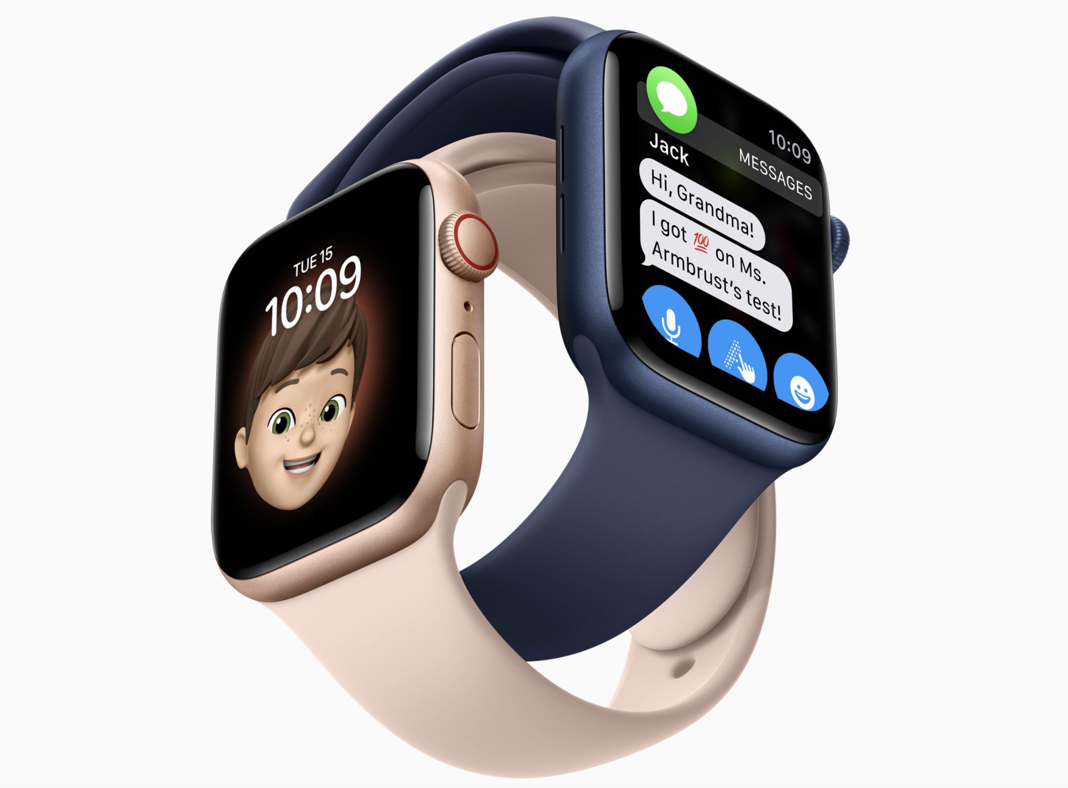 Apple Watch现可开通北京移动eSIM 可独立进行操作