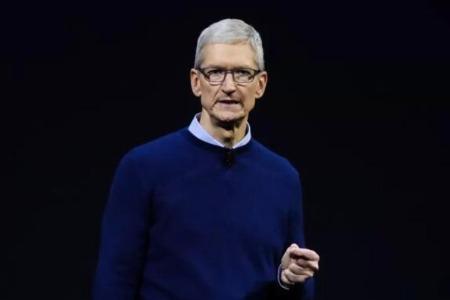 苹果CEO库克:Apple将捐款支持河南救援和重建工作
