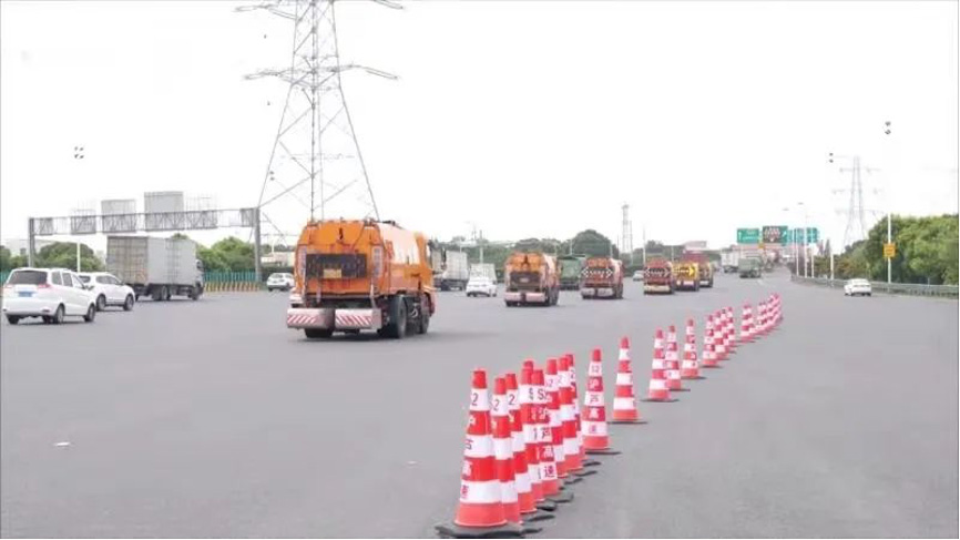 追尾事故占比下降12%,高德地图携手上海浦东交警为道路作业车辆护航