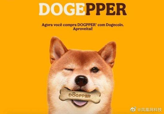 汉堡王巴西宣布 接受用狗狗币在旗下宠物零食品牌购物