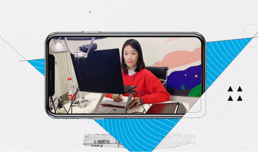 作业帮AI图像识别新技术 边学习边保持良好坐姿