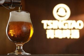 """延续高质量发展势头  青岛啤酒发布2021半年报营收、净利双创""""历史新高"""""""