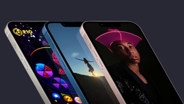 iPhone13新品发布 5999元起售,定价比去年降低800元