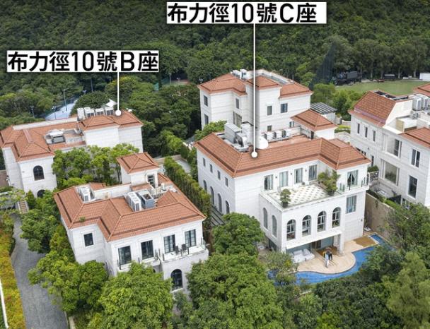 港媒:许家印香港豪宅
